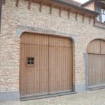 Belgisch Hardstenen deuromlijsting garageHBH