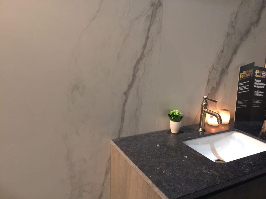 Stunning Wandplaten Badkamer Pictures - New Home Design 2018 ...